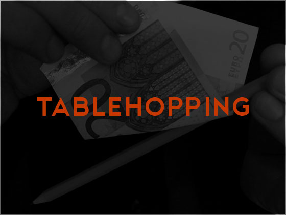 TABLEHOPPING